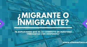 ¿Por qué se ha puesto de moda el término «migrante»?