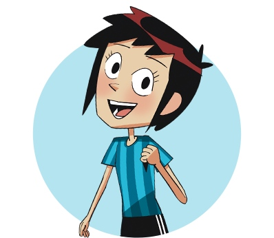 Helena - Los Futbolísimos